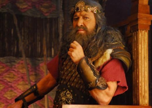 Hombres de la Biblia: Saúl