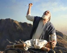 Mirad a Abraham
