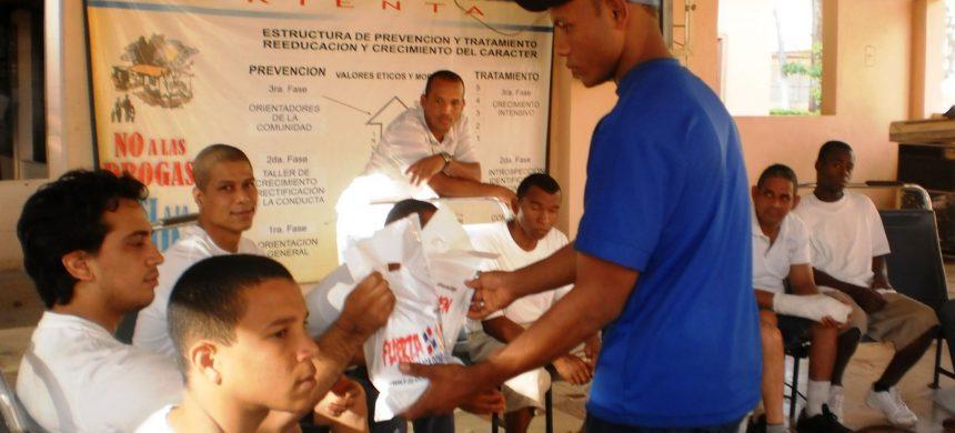 La Fuerza Joven contra las drogas en el Caribe