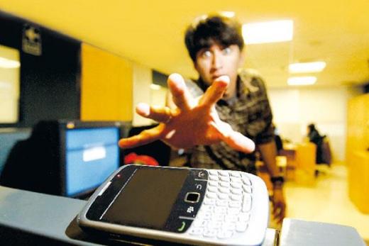 Una nueva enfermedad afecta a los usuarios de celulares