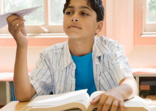 El mal comportamiento en clase perjudica el aprendizaje