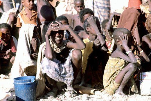 Fin de los tiempos: el aumento del hambre