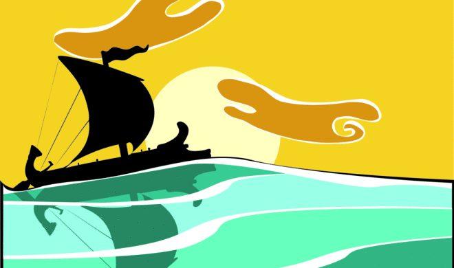 Costumbres de la Biblia: El comercio marítimo