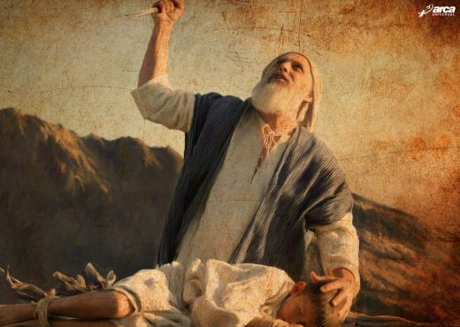 La fuerza del voto con el Dios de Abraham