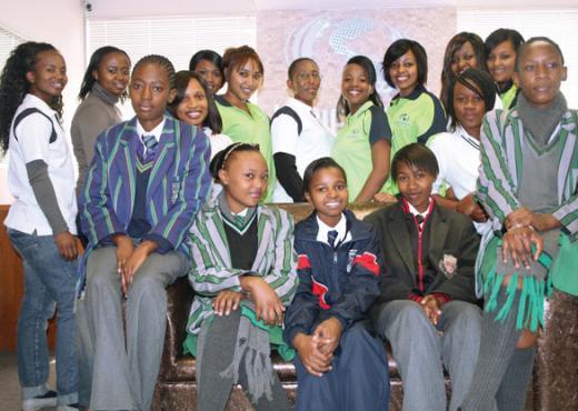 Agencia Unipress recibe la visita de estudiantes