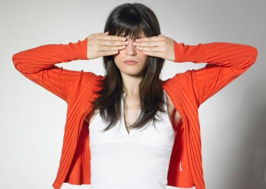 El amor ciego también puede ser síntoma de una patología grave