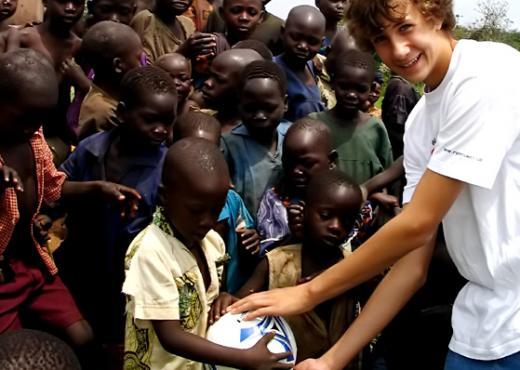 Ryan Hreijac, el joven que sació la sed de millones de africanos