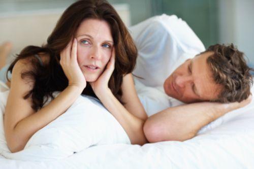 Mi marido quiere más sexo que yo