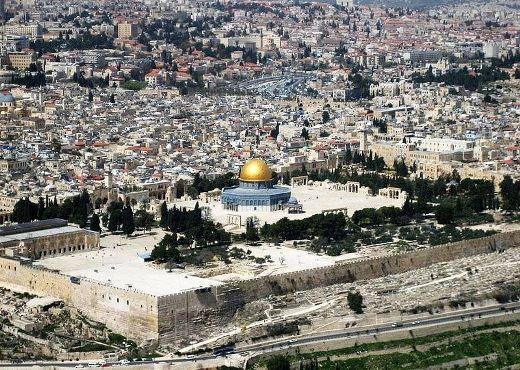 Lugares de la Biblia – El Monte Moriah
