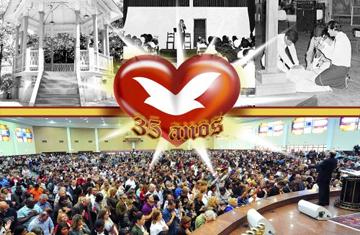 La Iglesia Universal cumple 35 años y conquista millones de fieles