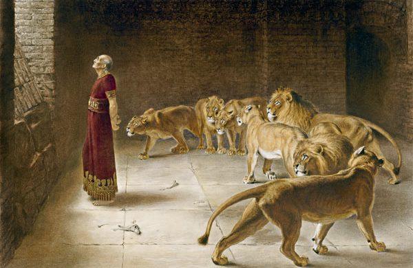 La autoría del libro de Daniel