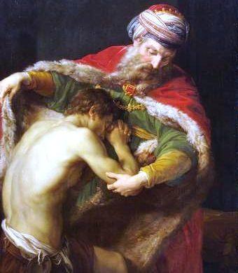 El hijo pródigo tenía un padre