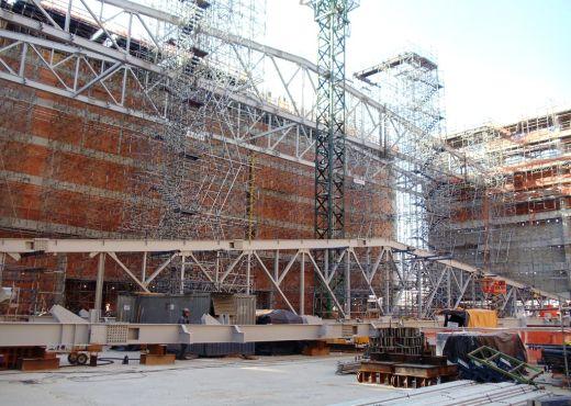 El Templo de Salomón ya está construido en un 36%