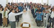 Crecimiento evangélico en Argentina