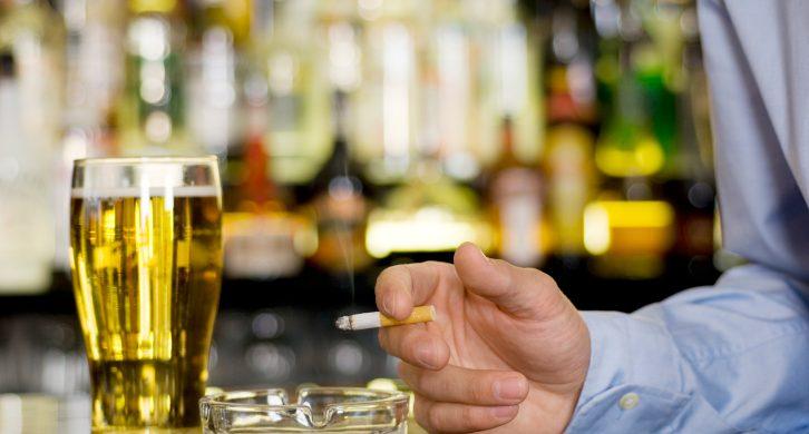 Malos hábitos, vida más corta