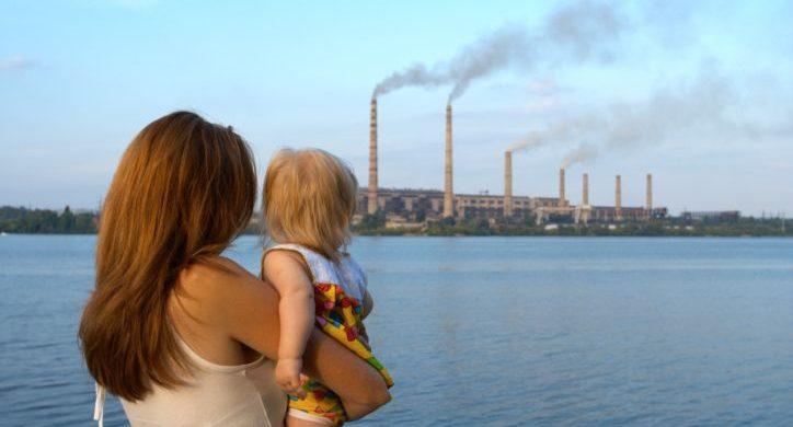 La polución del aire afecta el funcionamiento del corazón