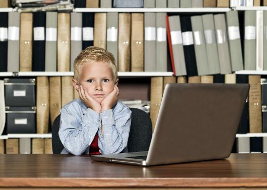 Los niños preguntan más a Google que a sus padres