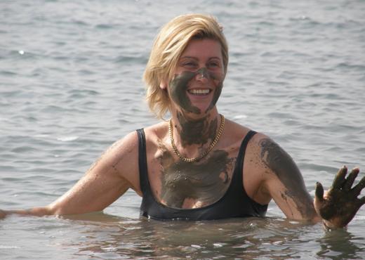 Propiedades del Mar Muerto reducen azúcar en la sangre