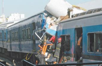 A seis meses del accidente ferroviario