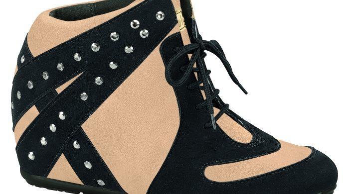 Las sneaker son tendencia en los pies femininos