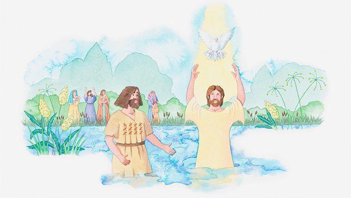 ¿Por qué el Señor Jesús necesitó ser bautizado?