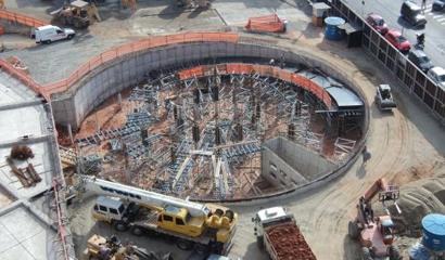 La construcción del Templo de Salomón está a toda máquina