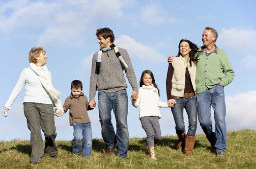 Venga con su familia este domingo a una IURD
