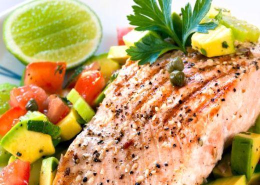 Consumo de pescado sin restricción