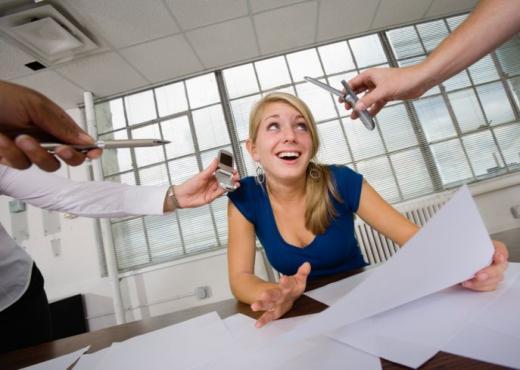 Consejos para administrar los nervios en el ambiente de trabajo
