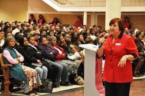 La Universal contra el cáncer infantil en Sudáfrica