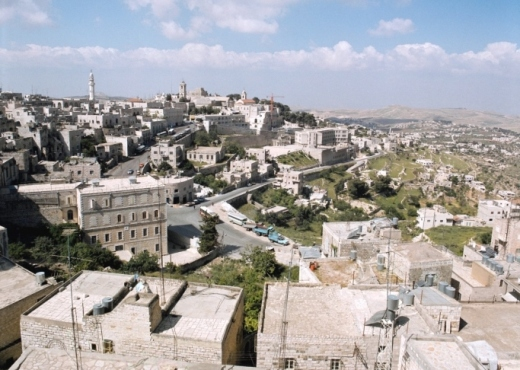 Lugares de la Biblia – Cisjordania