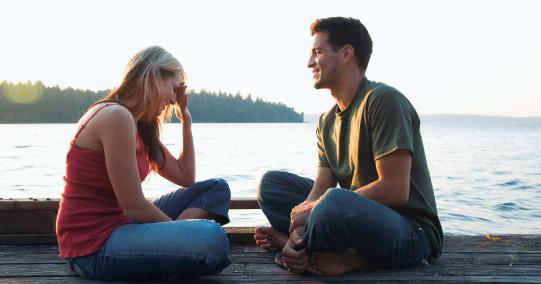 El diálogo en el noviazgo