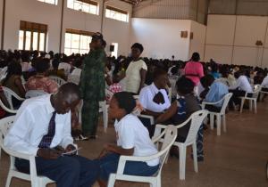 Liberación y salvación en Uganda
