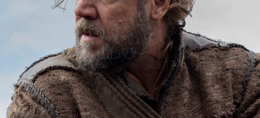 """El Arca de la película """"Noah"""" amenazada por el huracán Sandy"""