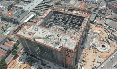 El Templo de Salomón está terminado en un 40%