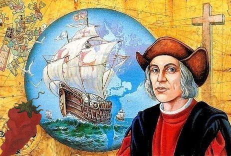 El ají y el despiste de Colón