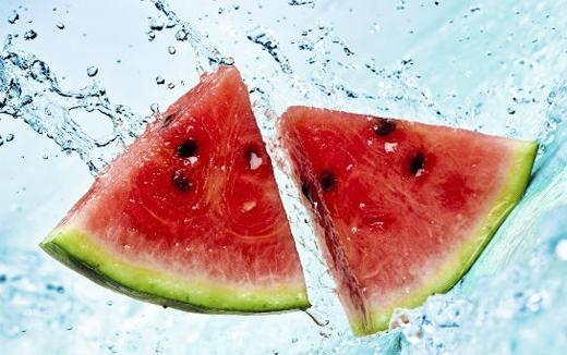 Alimentos que hidratan como el agua
