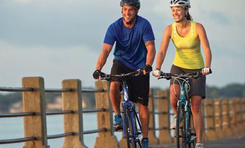 El asiento de la bicicleta, afecta la salud sexual de hombres y mujeres