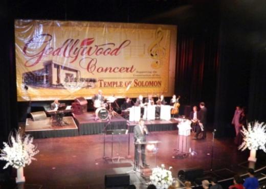La Godllywood realizó un concierto en Nueva York