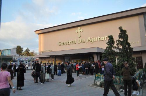 Nuevo Centro de Ayuda en Rumania