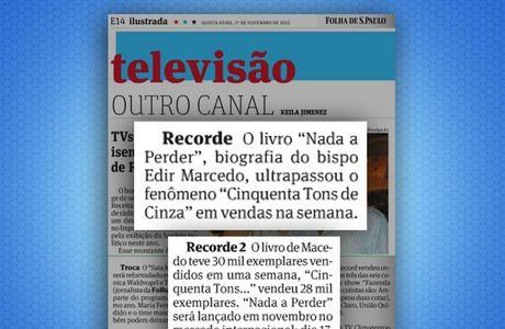 """""""Nada que Perder"""" es el libro más vendido de Brasil por segunda semana consecutiva y será lanzado en el exterior"""