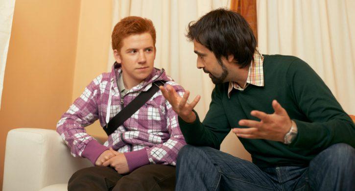 Sexo: la influencia del padre en el comportamiento de los adolescentes
