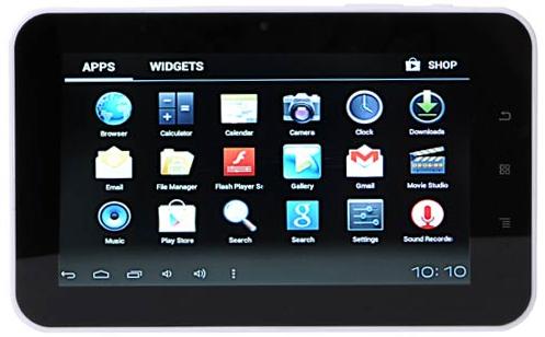 La tablet más barata del mundo