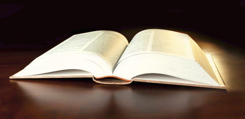 La Biblia, la buena consejera