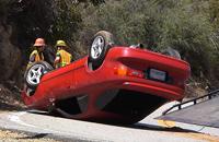 Más del 50% de los accidentes se producen los fines de semana