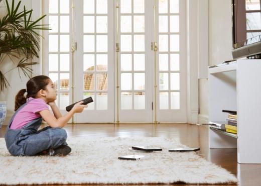 La TV influye en la relación familiar