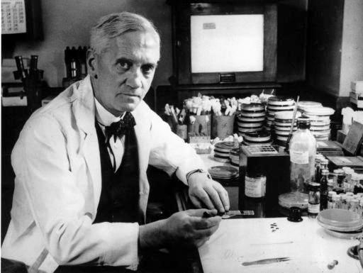 Grandes Nombres – Alexander Fleming