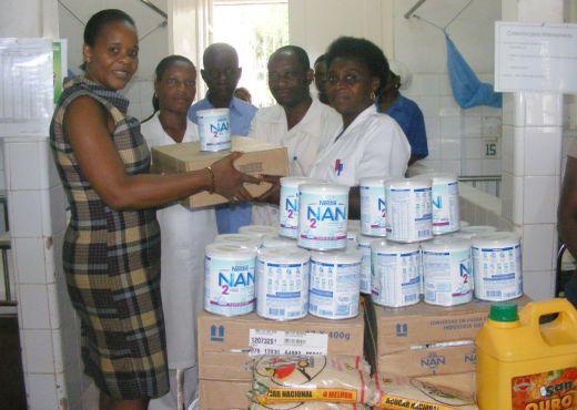 La IURD y la Asociación Benéfica Cristiana luchan en contra de la desnutrición