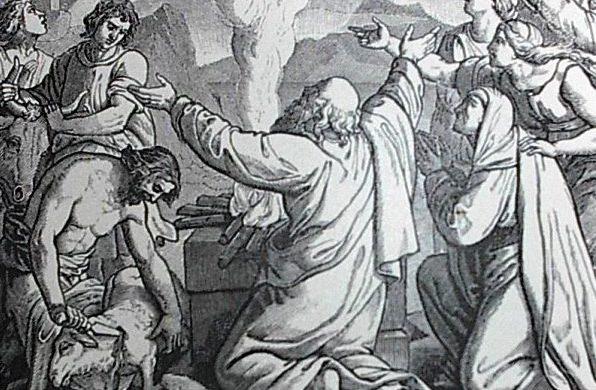 Costumbres de la Biblia – Los sacrificios
