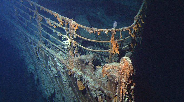 Del Titanic al Gran Diluvio